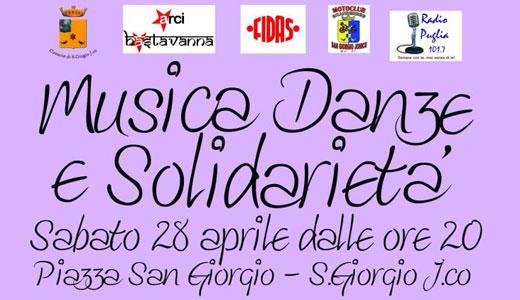 Musica Danza e Solidarietà
