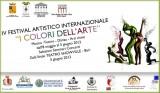 """Il Festival artistico """"I colori dell'arte"""" a San Giorgio Ionico"""