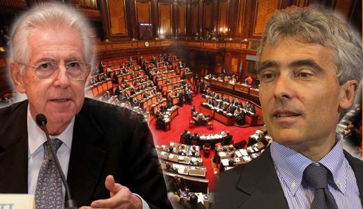 Mario Monti, Tito Boeri