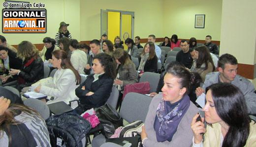 Wisdom University di Tirana