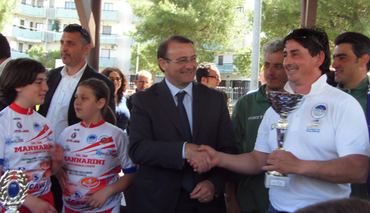 Volano i piccoli ciclisti a San Giorgio Ionico