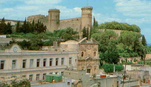 Il castello Svevo Oria