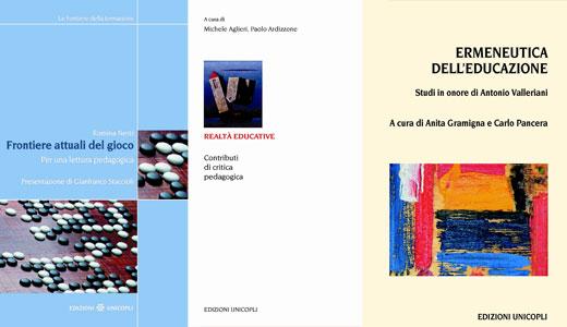 Edizioni Unicopli,  Frontiere Attuali - Ermeneutica - Realta Educative