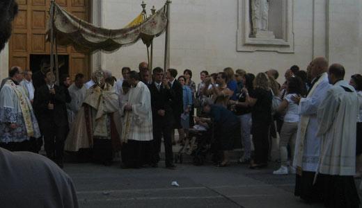 La solennità del Corpus Domini a San Giorgio J.