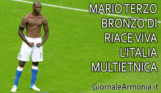 Balotelli Italia Germania 2-1