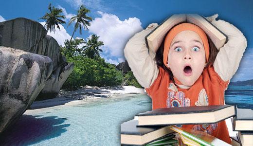 Compiti delle vacanze sì o compiti delle vacanze no?
