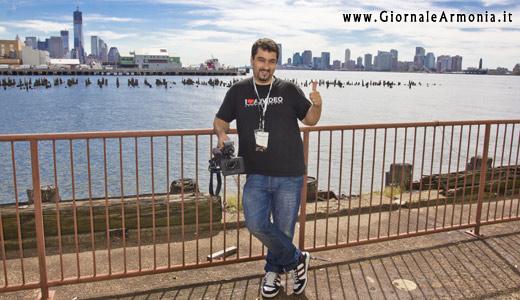 Quando l'arte del riprendere è vita Incontro con il giovane Video Maker albanese Adriatik Berdaku