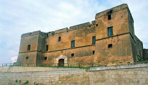 PALAGIANELLO (TA) - Castello Stella Caracciolo