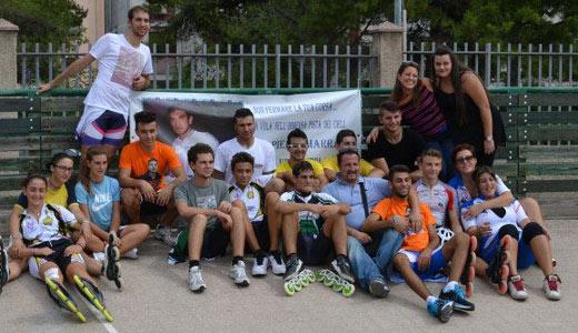 Trofeo Delle Regioni pattinaggio 1°Memorial Pierfrancesco Mazza