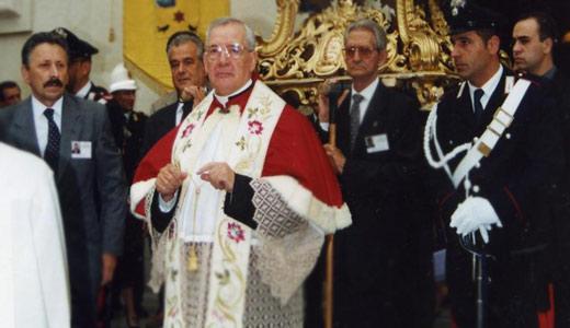 Festeggiamenti in onore della compatrona Santa Maria del Popolo, San Giorgio Ionico