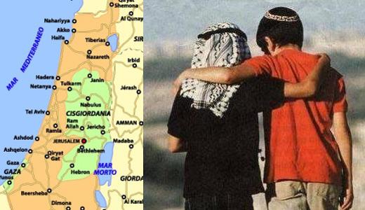 La presenza dei Cristiani fra Arabi ed Ebrei  ed il loro diritto di esistere