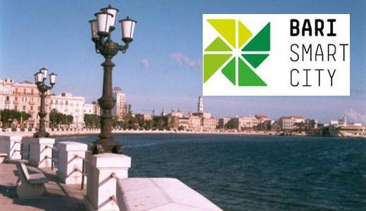 "Smart Cities Le città intelligenti. Bari studia da ""Città Intelligente"""