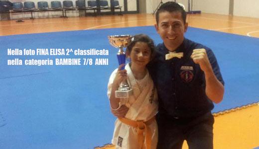 Grande successo per il torneo di karate Kyokushinkay intitolato 1^ coppa Italia juniores, a Carosino.