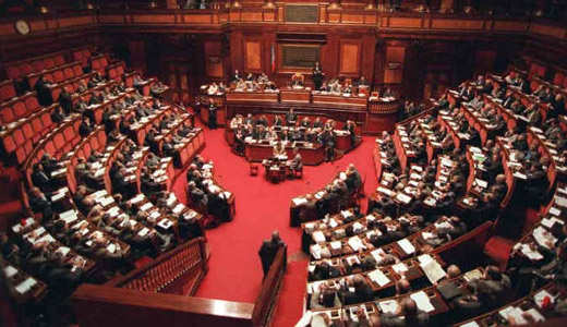 Si chiude la 16^ Legislatura Alle urne il 24 e 25 Febbraio 2013