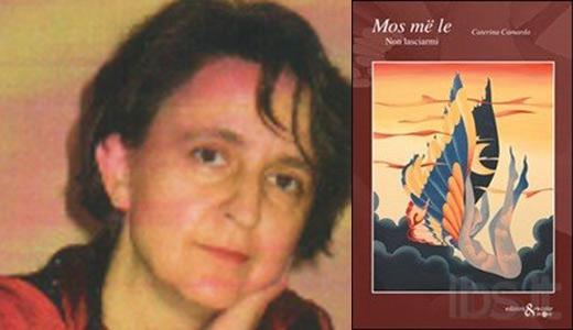 Caterina Camarda e il suo romanzo di esordio