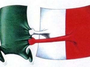 Ma quale Italia unita, non c'è ancora un governo!