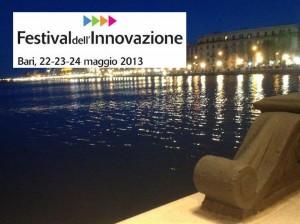 La Puglia si collega al futuro… Al Via la Terza edizione del Festival Dell' Innovazione.