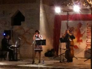 Faggiano e lo Jonio Jezz Festival 2013