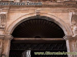 Portale Palazzo Zonnelli