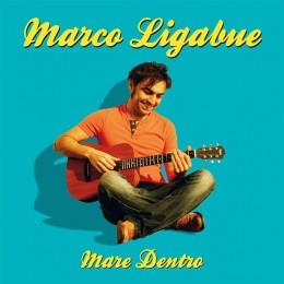 copertina del disco di Marco Ligabue