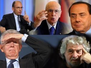 Quando ci confondono le acque ci stanno fregando Colpo d'occhio sulla politica italiana attuale