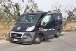 Fermati i presunti autori della rapina sulla Taranto Grottaglie del Maggio   scorso.