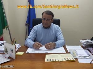 Sindaco Giorgio Grimaldi