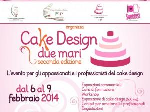 locandina cake