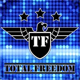 Total Freedom logo