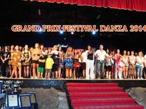 gran prix festival danza