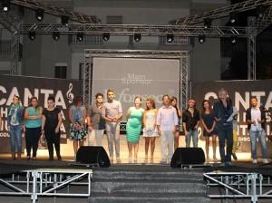 Un momento del  Festival Città di Massafra Canta che ti passa 2013_foto Giusy Tamburrano