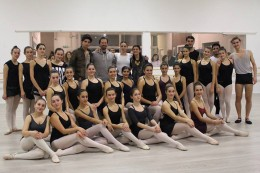 Uno  straordinario Dance Project  (4)