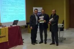 Conferenza Comuni ricicloni, menzione Speciale a San Giorgio Ionico (1)