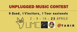 TARANTO. UNPLUGGED MUSIC CONTEST.  UNA SFIDA A COLPI DI NOTE.