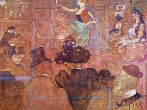 50 Toulouse-Lautrec - la danza moresca