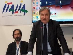Antonio Prota GAL e Marco Montini direttore ENIT Germania 2