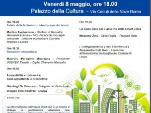 Massafra smart city