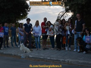 Premiazione del Cane Web Armonia