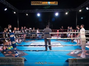 2ª Edizione di 360° FIGHT NIGHT 13062015