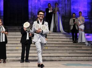 Daniele Desiati vincitore Premio Moda Città dei Sassi, Premio Critica, Premio Collezioni Haute Couture