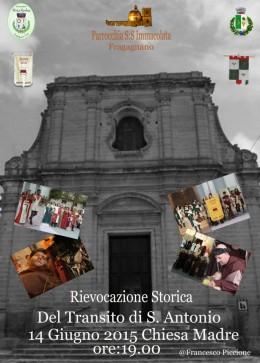 Due Eventi Culturali  dal Medioevo ad oggi per …  Sant'Antonio di Padova.