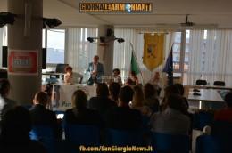 La buona scuola, dibattito pubblico. Patto Democratico San Giorgio 27062015 (10)