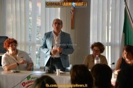 La buona scuola, dibattito pubblico. Patto Democratico San Giorgio 27062015 (11)