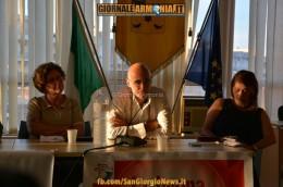La buona scuola, dibattito pubblico. Patto Democratico San Giorgio 27062015 (21)