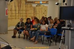 La buona scuola, dibattito pubblico. Patto Democratico San Giorgio 27062015 (4)