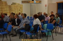 La buona scuola, dibattito pubblico. Patto Democratico San Giorgio 27062015 (6)