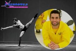 Amici 14 a colloquio con il ballerino massafrese Francesco Bax