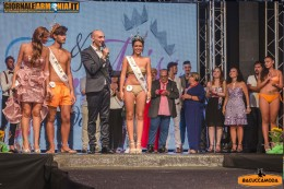 Francesca Talò e Nicola Viccari vincitori di Mr e Miss Perla del Golfo