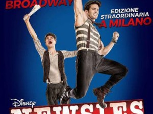 NEWSIES IL MUSICAL.