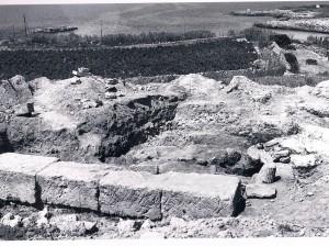 Santuario Acropoli di Saturo, dedicato ad Atena